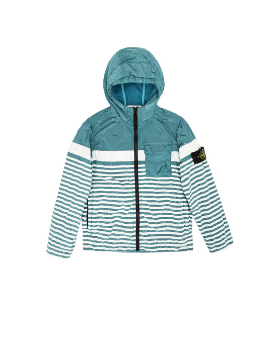 STONE ISLAND KIDS Mid-length jacket 41637 NYLON METAL