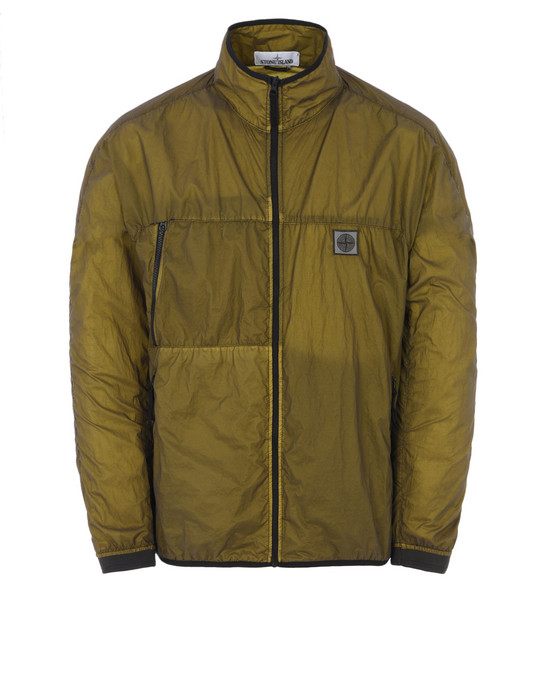 캐주얼 재킷 41631 LAMY VELOUR_PACKABLE  STONE ISLAND - 0