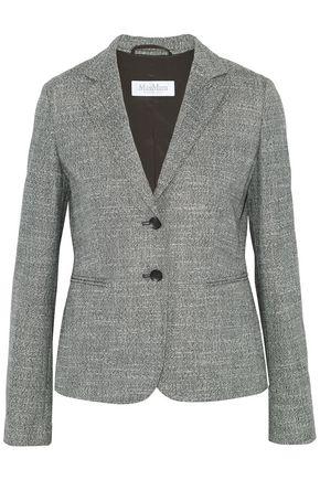 MAX MARA Wool-blend blazer