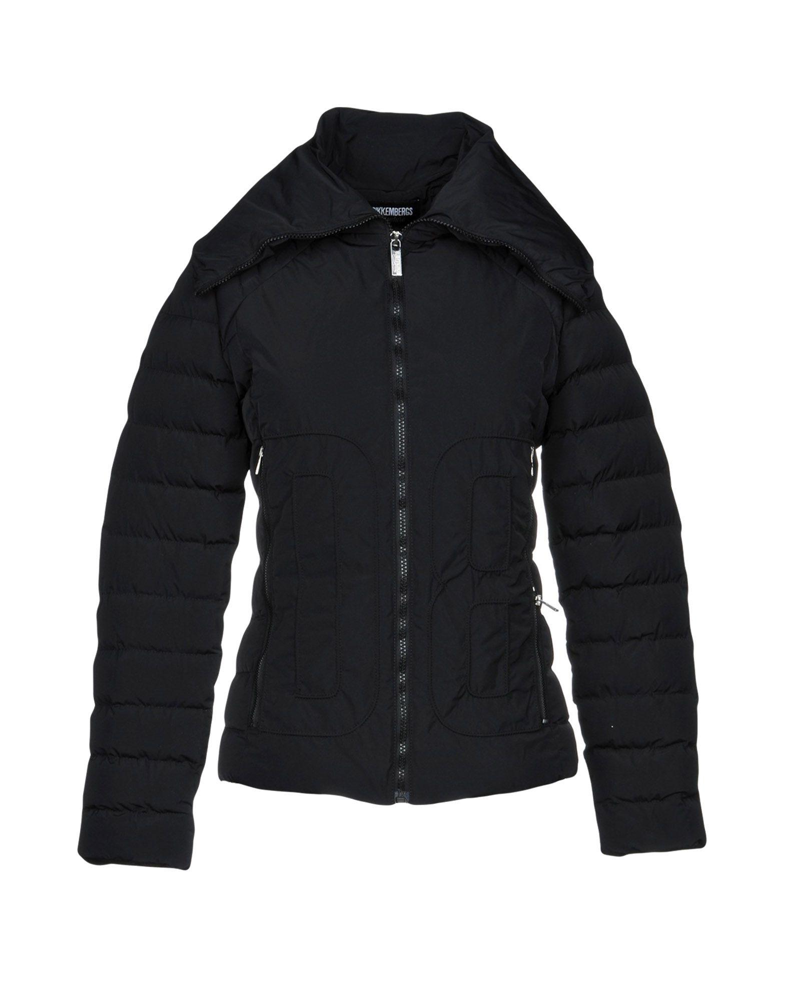 DIRK BIKKEMBERGS Пуховик с синт. наполнителем dirk bikkembergs sport couture пиджак