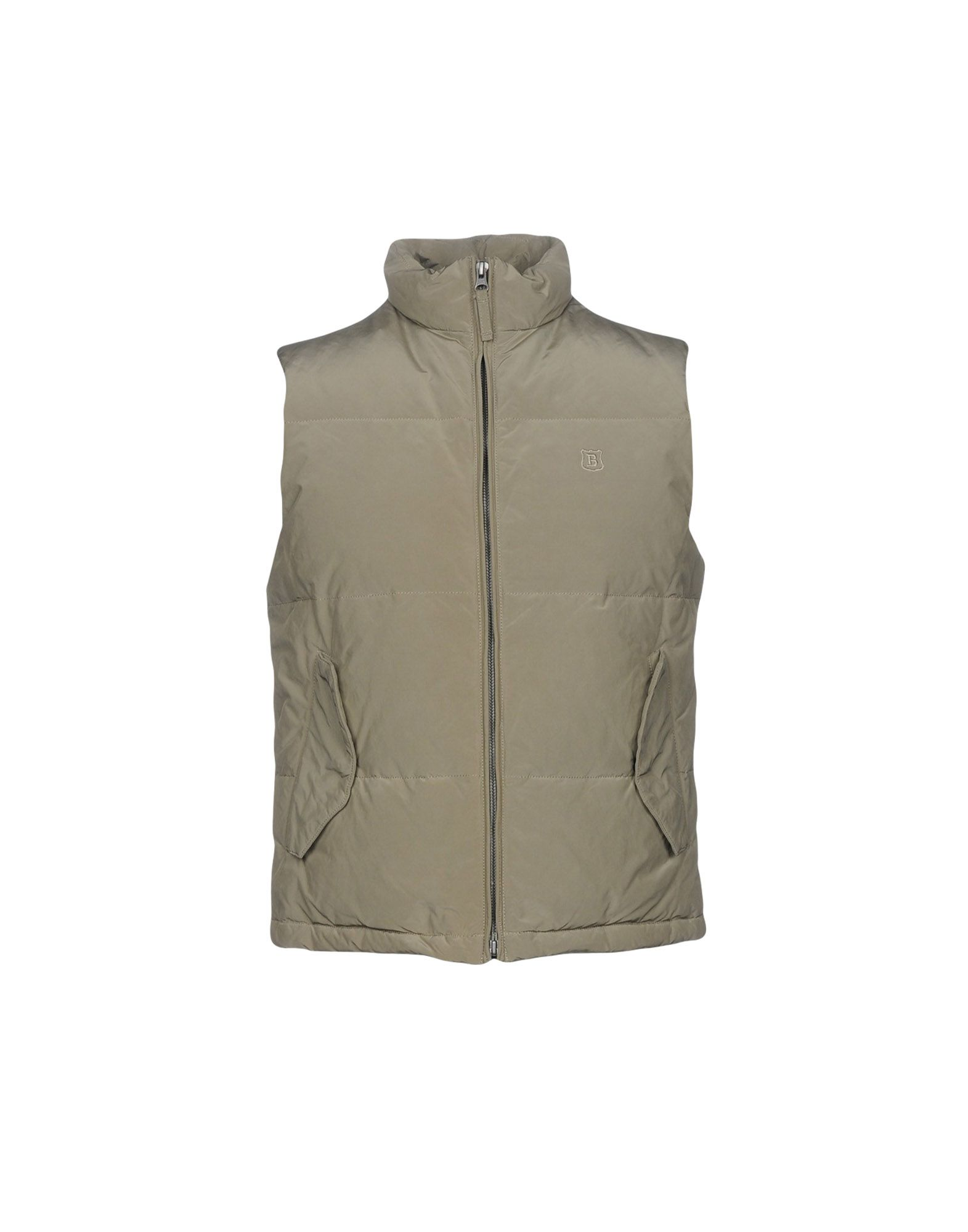 BREUER Down Jacket in Military Green