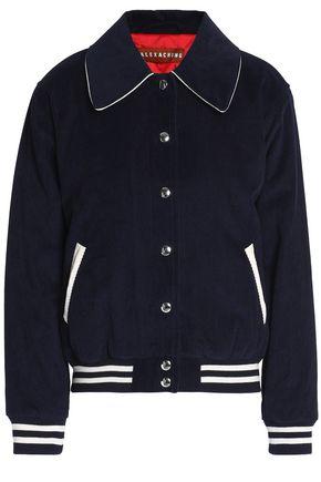 ALEXACHUNG Cotton-corduroy jacket