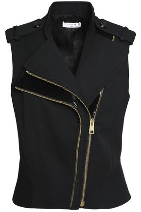 LANVIN Paneled wool vest