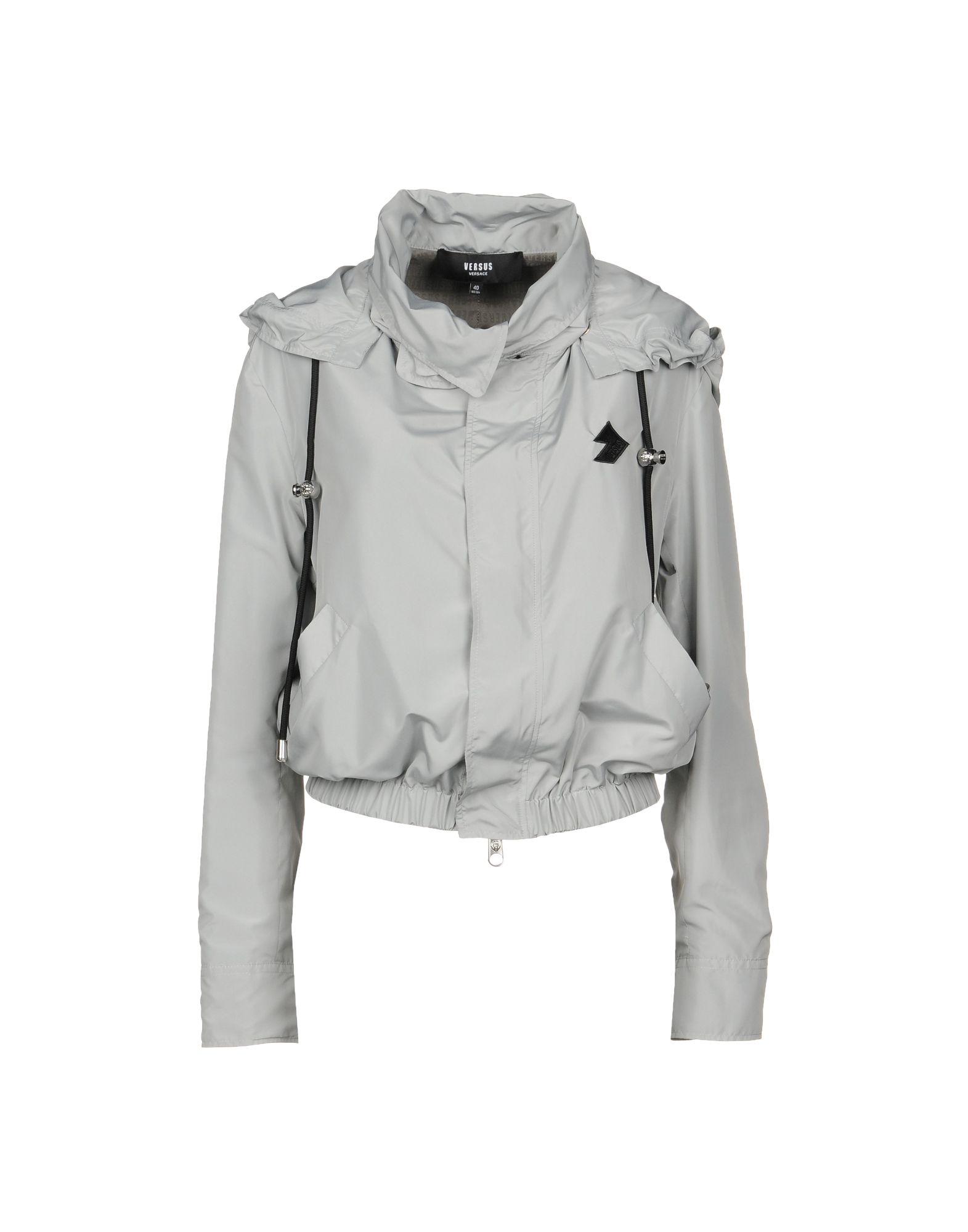 VERSUS VERSACE Куртка versus versace джинсовая верхняя одежда