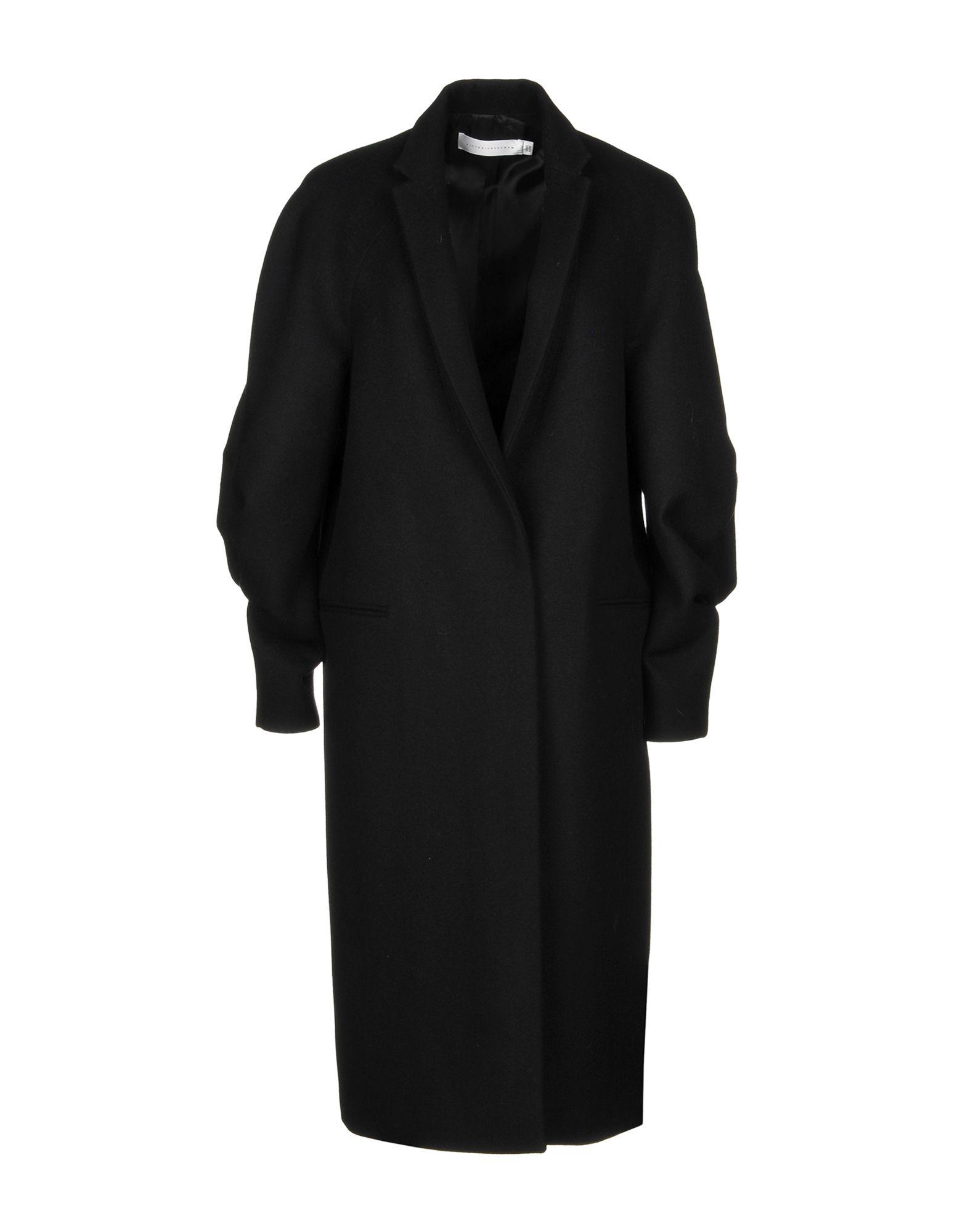 VICTORIA BECKHAM Пальто victoria beckham пиджак