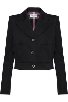 Cotton Twill Jacket by Sonia Rykiel