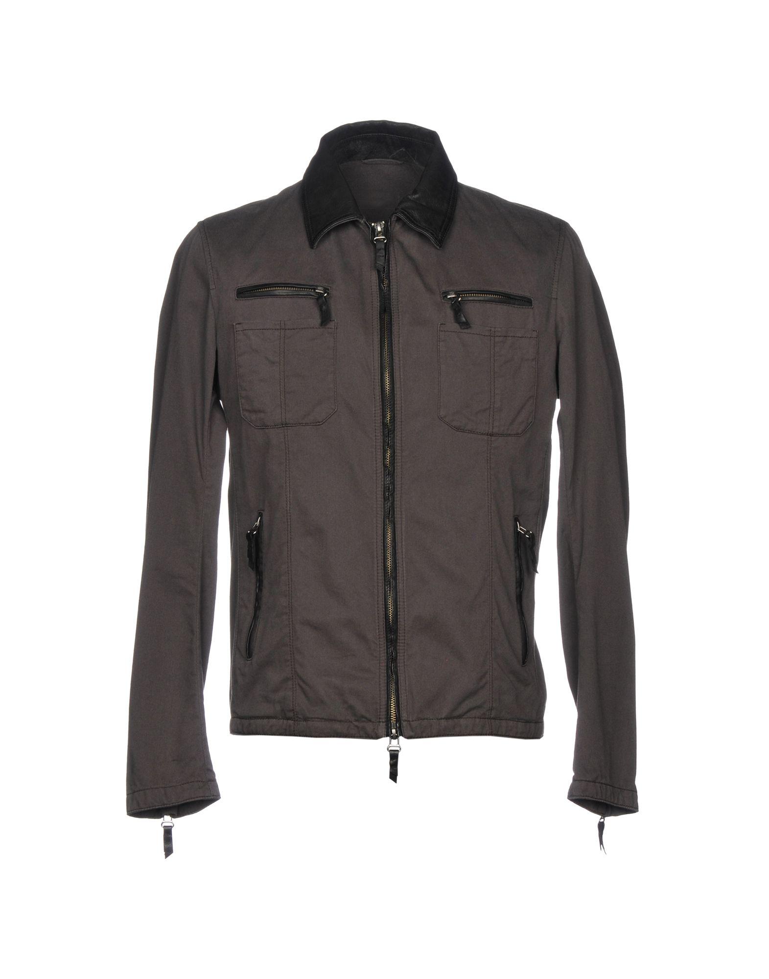 GMS-75 Jacket in Steel Grey