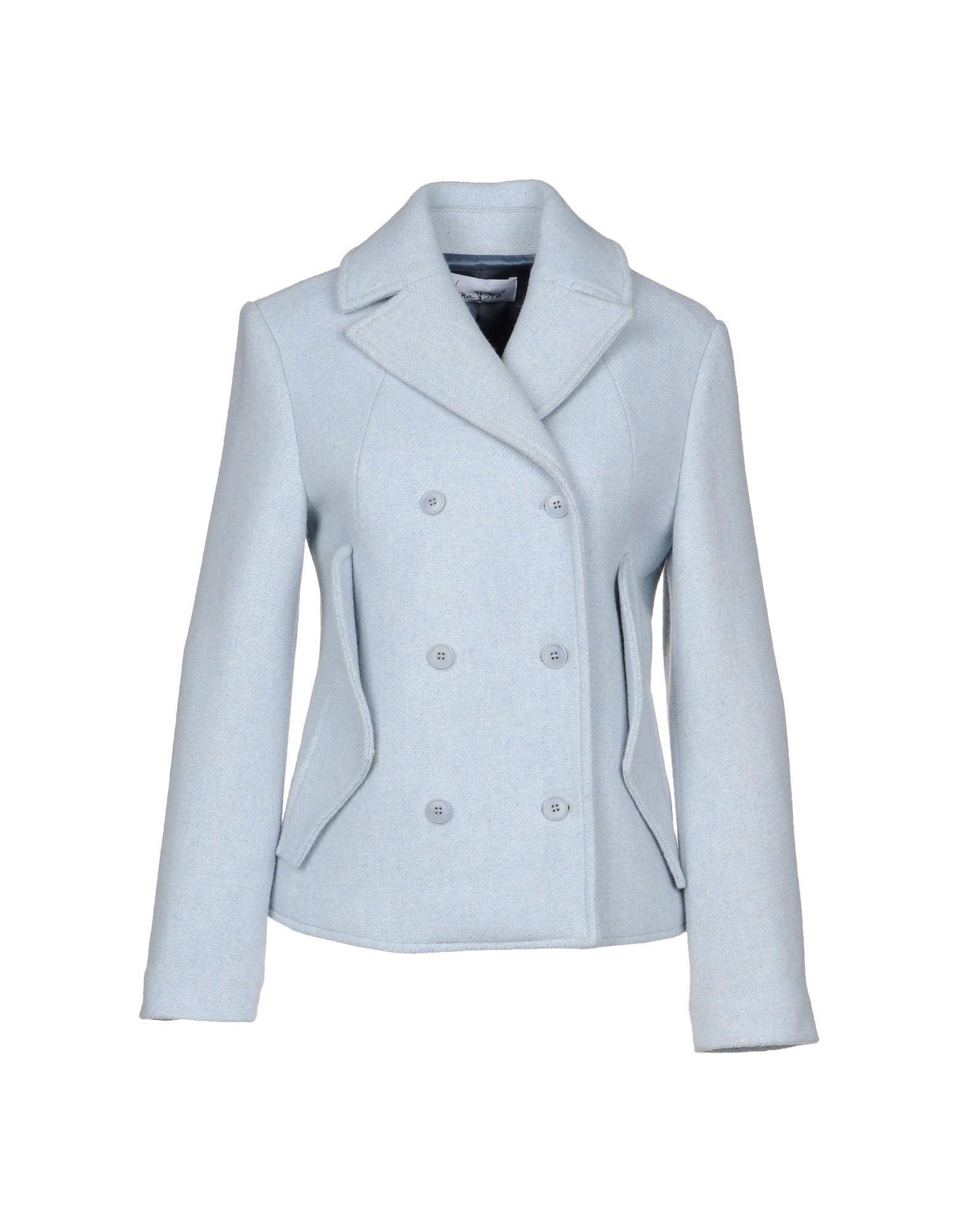 VIRNA DRÒ® Пальто пальто