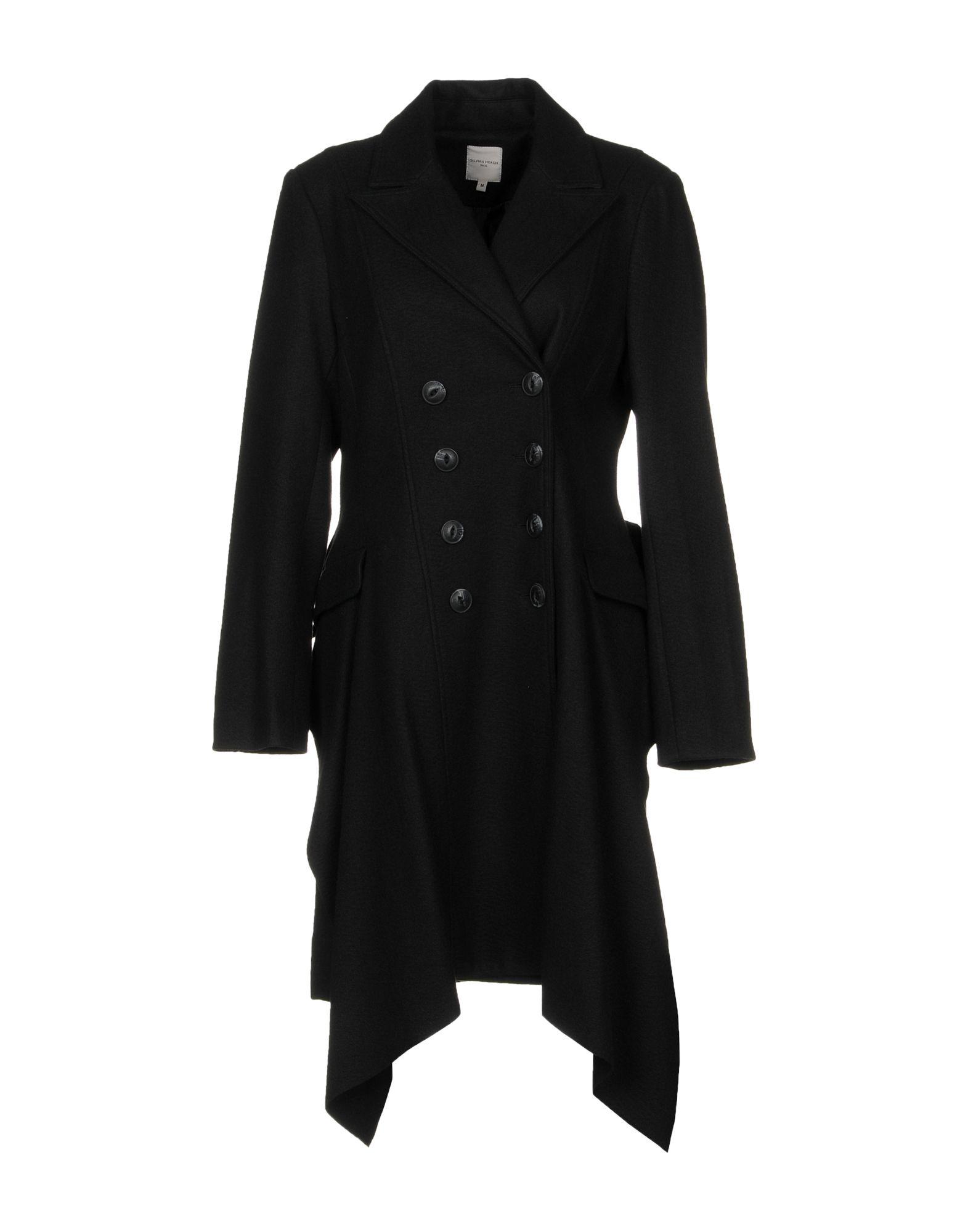 SILVIAN HEACH Пальто пальто с ремнем silvian heach пальто короткие