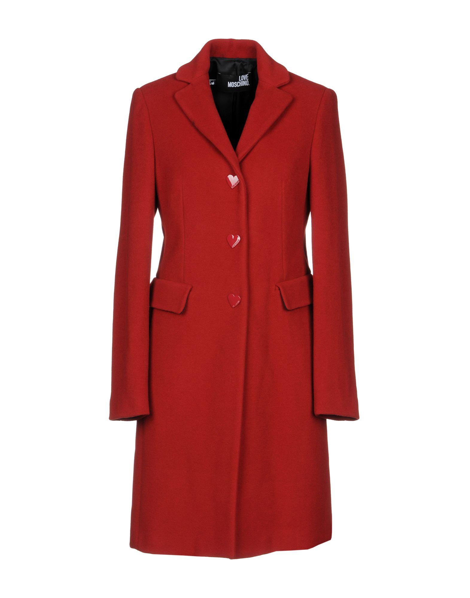 LOVE MOSCHINO Пальто пальто love moschino love moschino lo416ewukw49