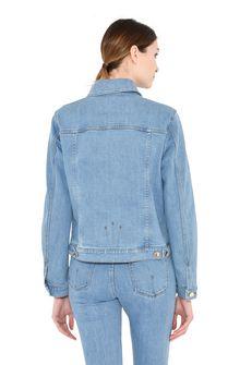 ALBERTA FERRETTI Denim jacket Denim outerwear Woman d