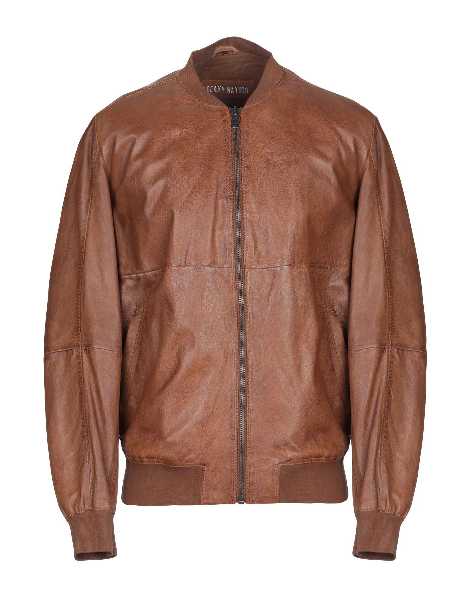 FREAKY NATION Куртка цены онлайн