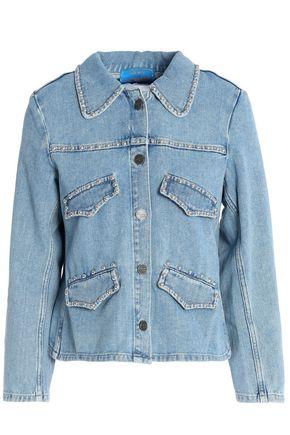 M.I.H JEANS Studded denim jacket