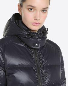 Rockstud Untitled down coat