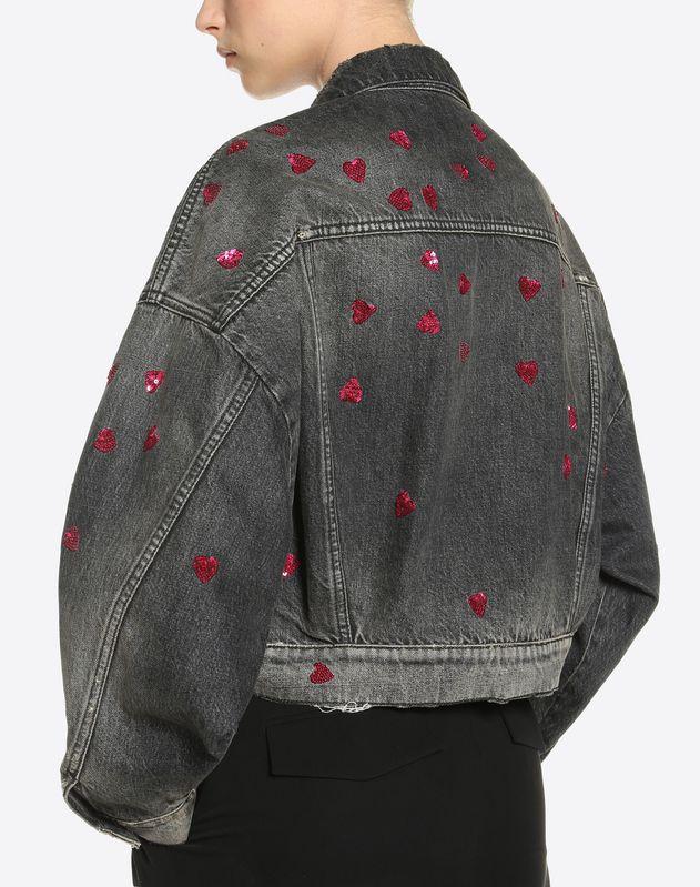Pretty Hearts 刺绣夹克
