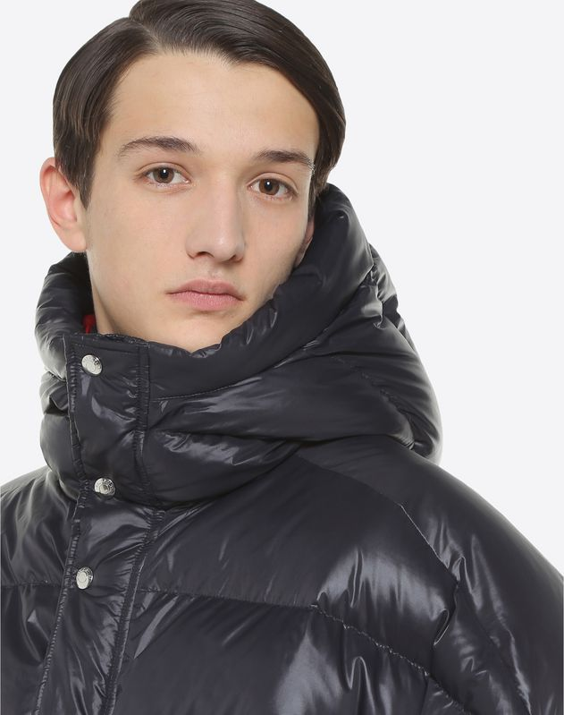VLTN oversized down coat