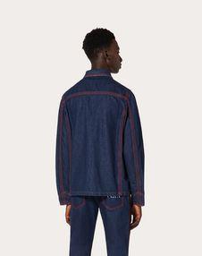 VLTN denim jacket