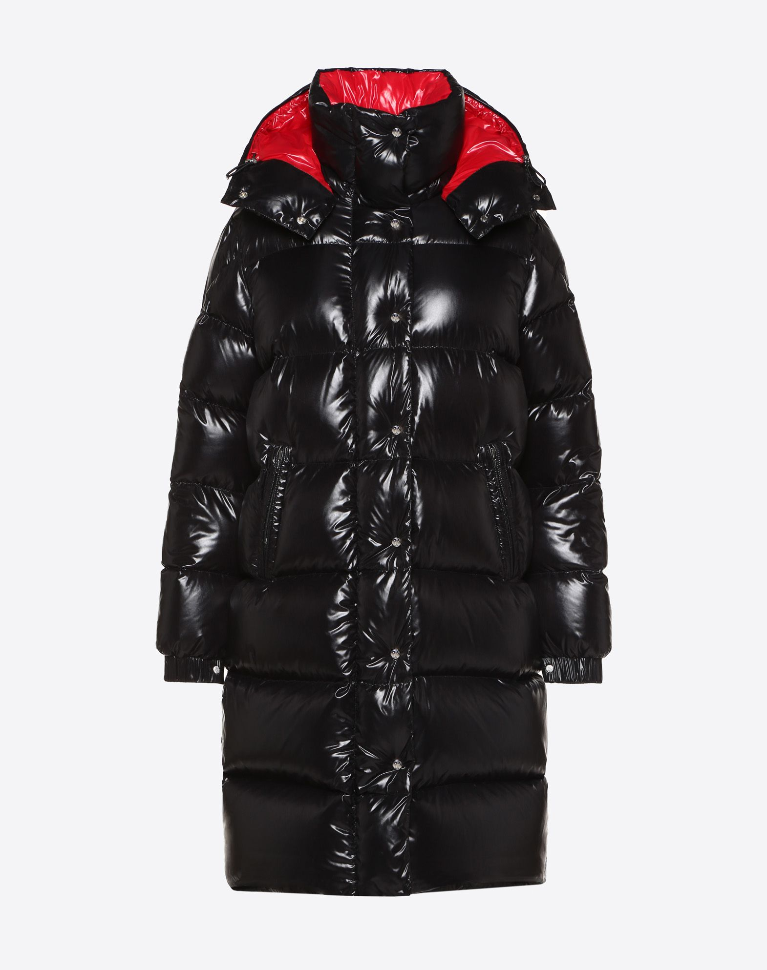 MONCLER VLTN QUILTED DOWN COAT