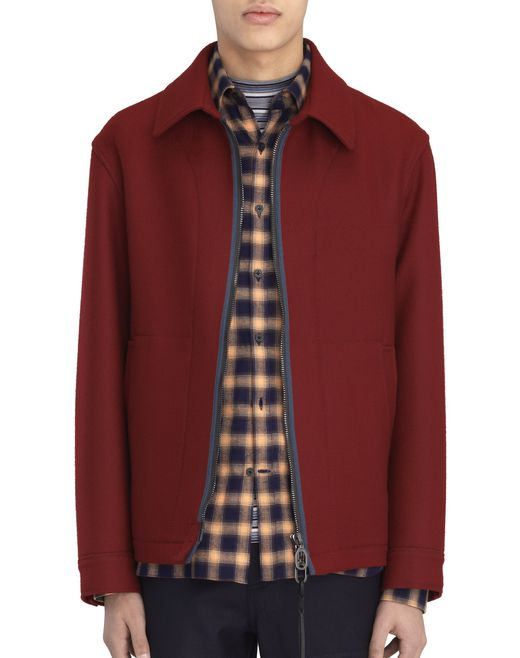 WOOL SERGE JACKET  - Lanvin