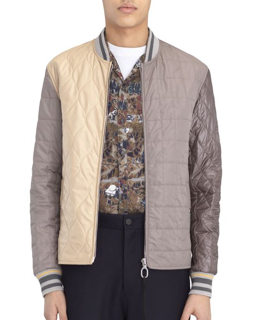 QUILTED TEDDY JACKET  - Lanvin
