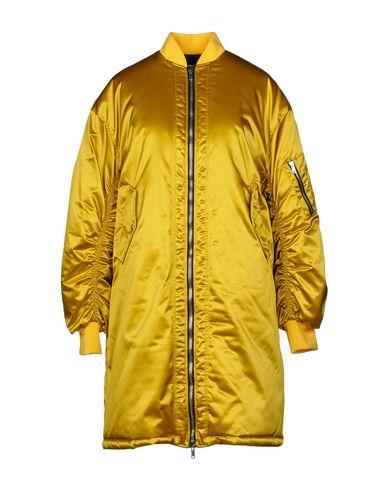 Купить Женскую куртку MSGM цвет охра