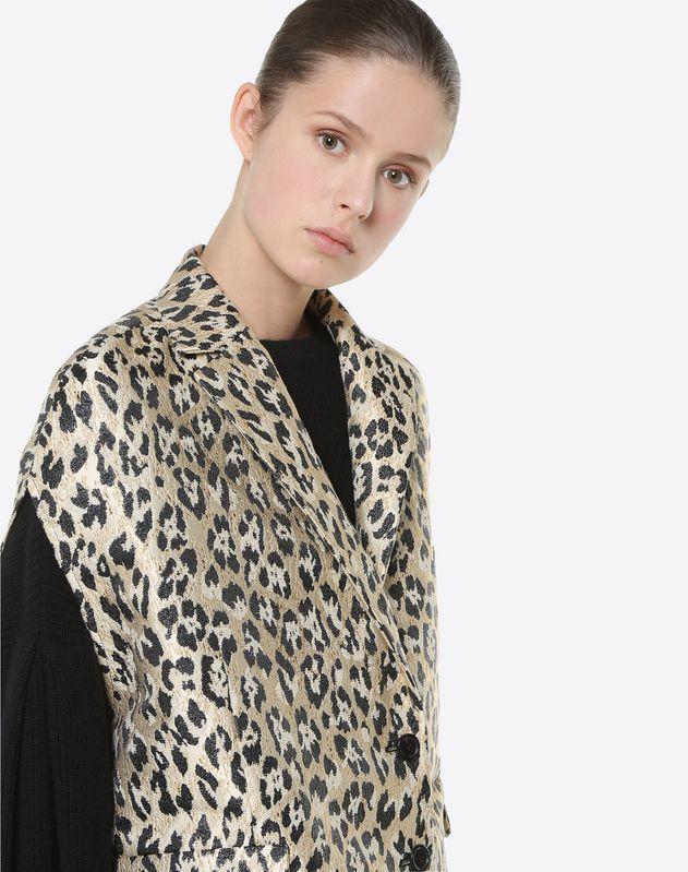 Weste Wild Leopard