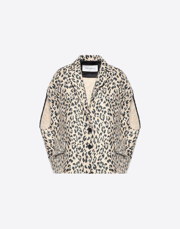 Wild Leopard Vest