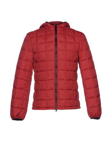 Фото - Мужскую куртку ELVSTRÖM кирпично-красного цвета