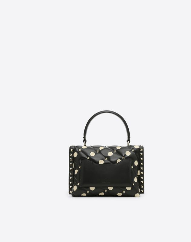 Candystud Top Handle Bag