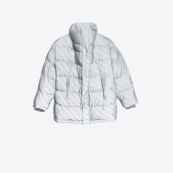 Profil Collar Puffer Jacket
