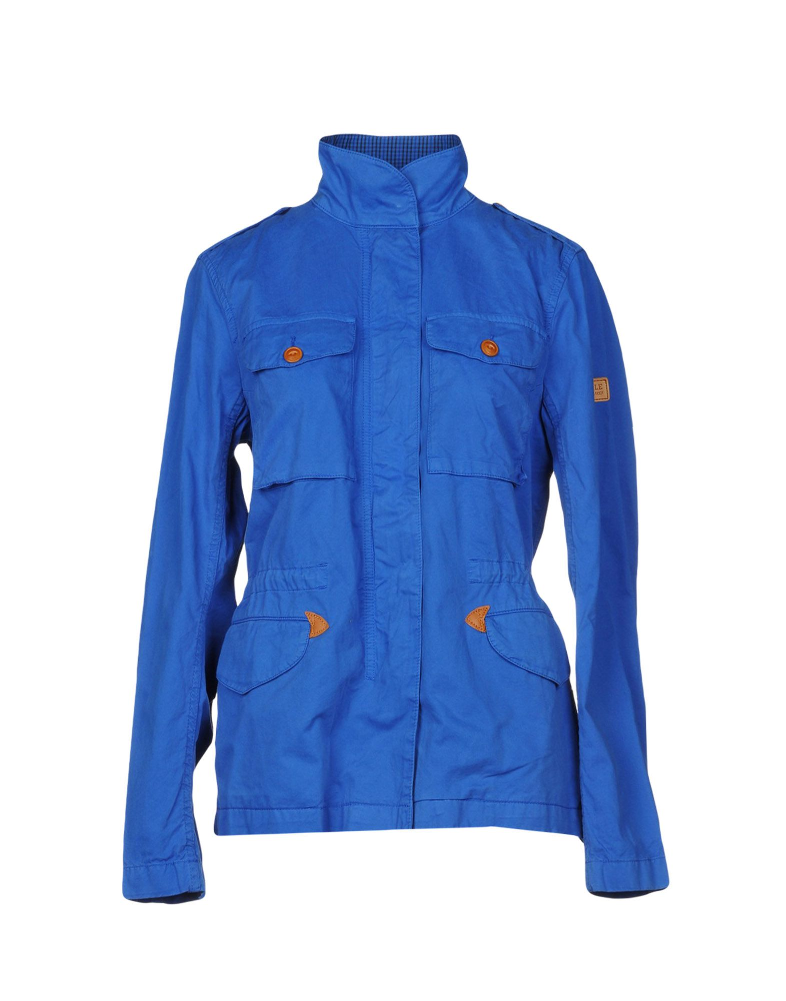 AIGLE Jacket in Bright Blue
