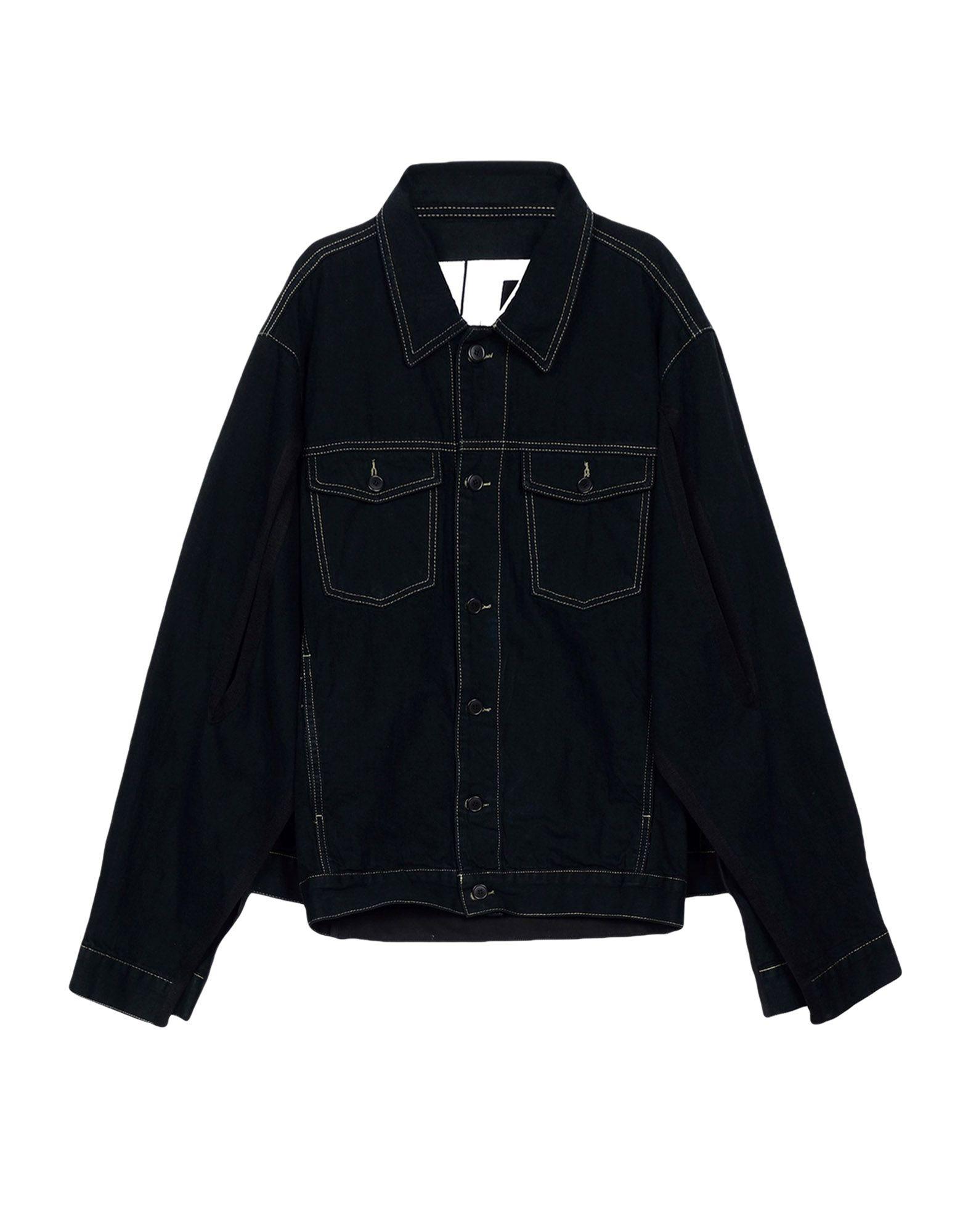 LUTZ HUELLE Jacket in Blue
