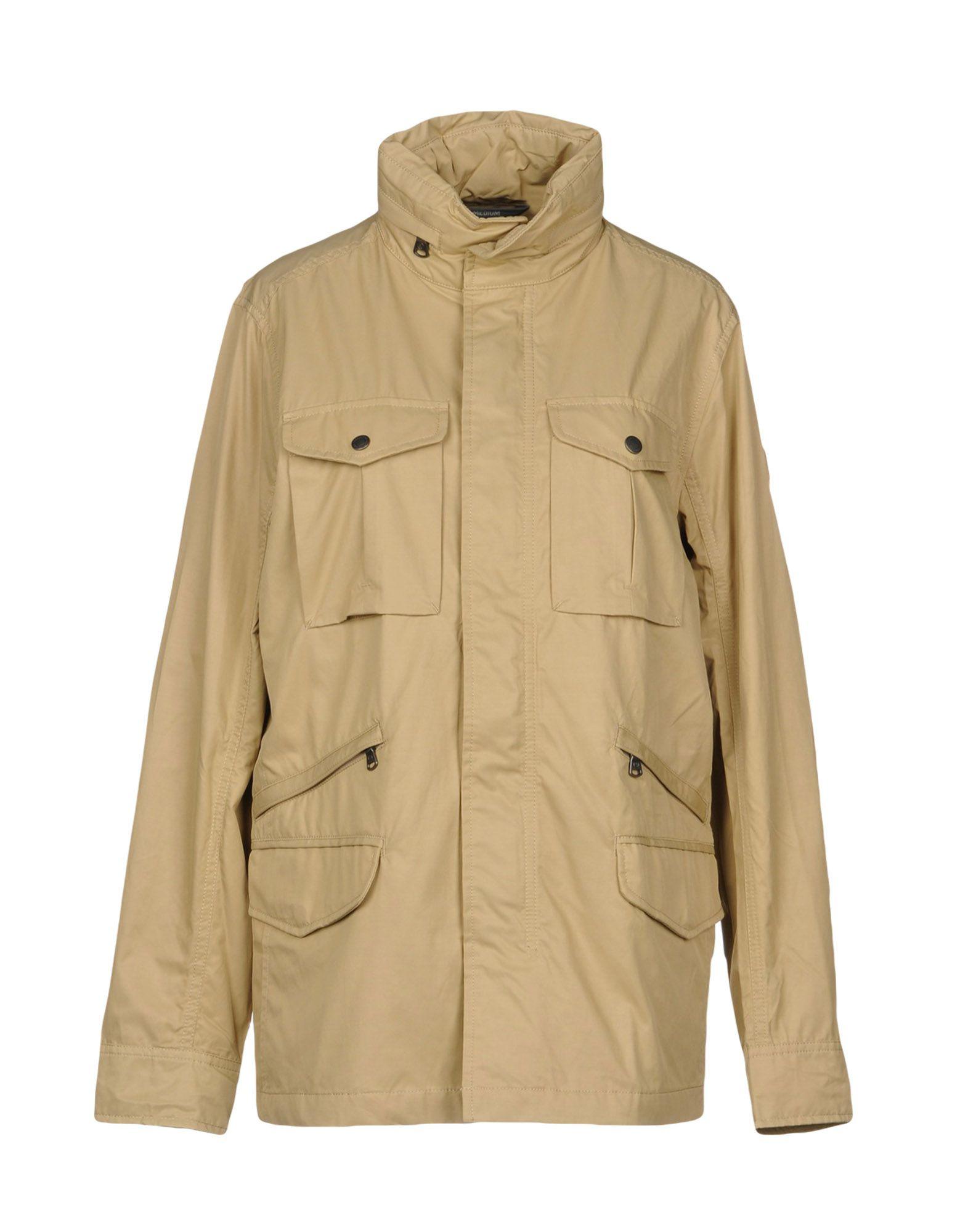 AIGLE Jackets in Beige