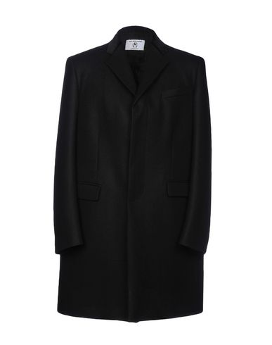ALL APOLOGIES Manteau long homme