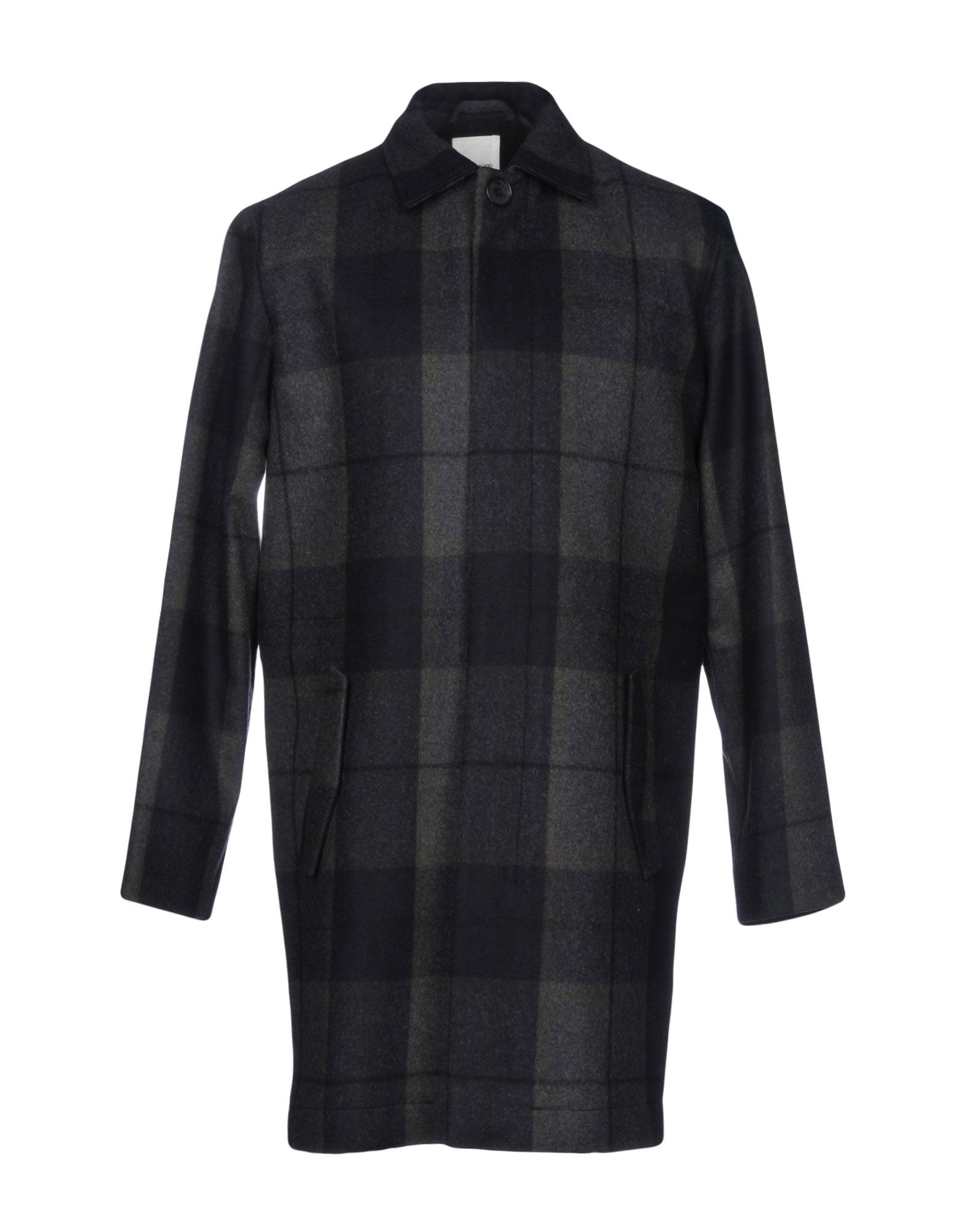 WOOD WOOD Пальто wood wood джинсовая верхняя одежда