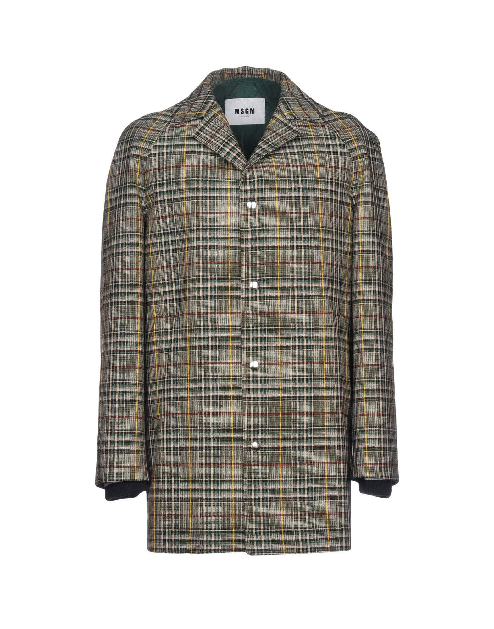 MSGM Пальто msgm одежда
