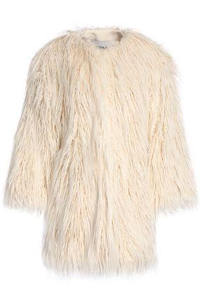 GOEN.J Faux fur coat