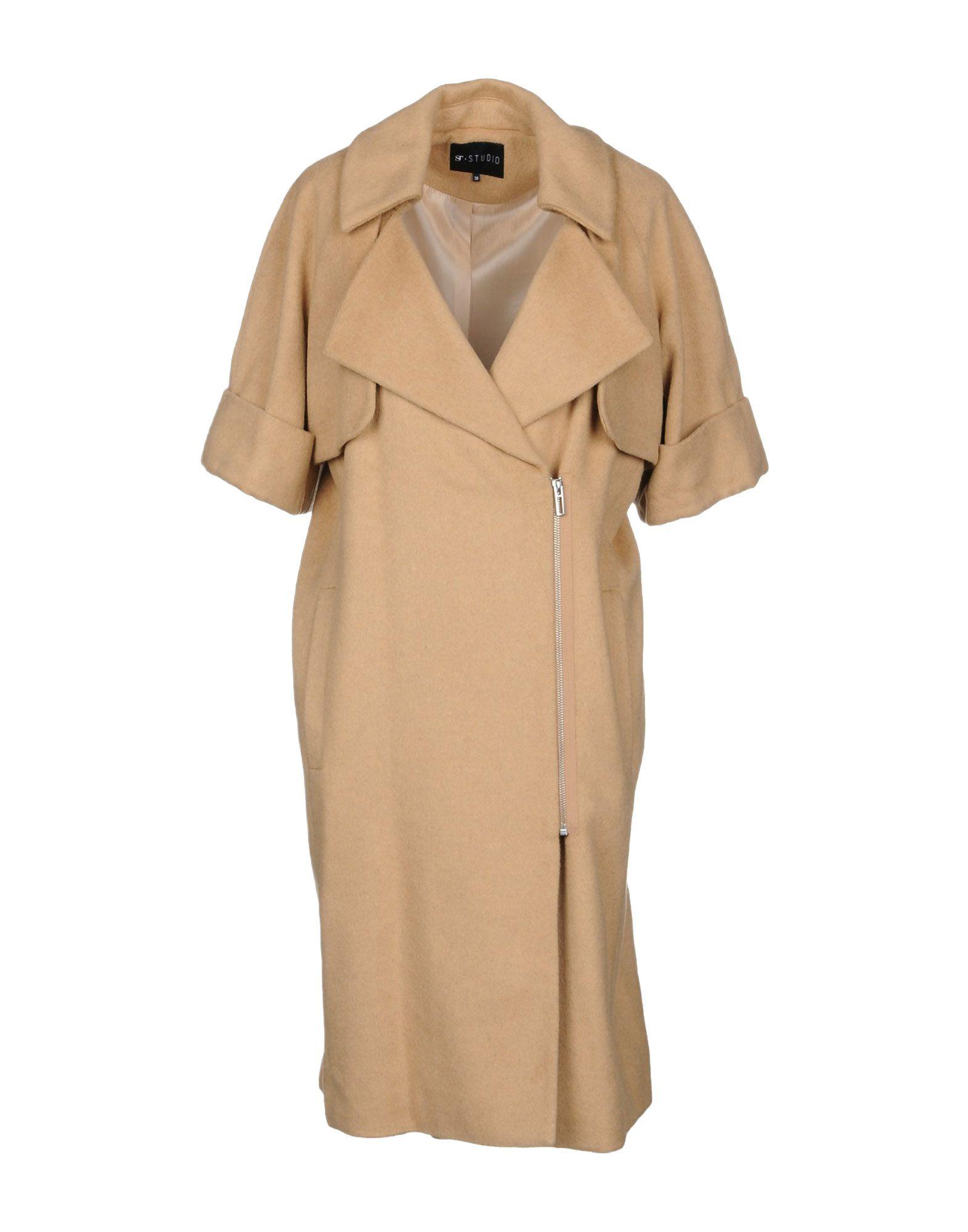 ST. STUDIO Пальто пальто алонзо d'imma fashion studio