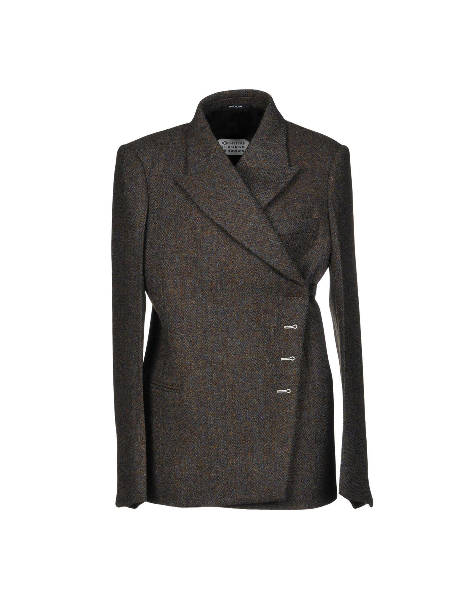 MM6 MAISON MARGIELA Пальто пальто