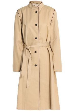 VANESSA SEWARD Cotton-twill trench coat