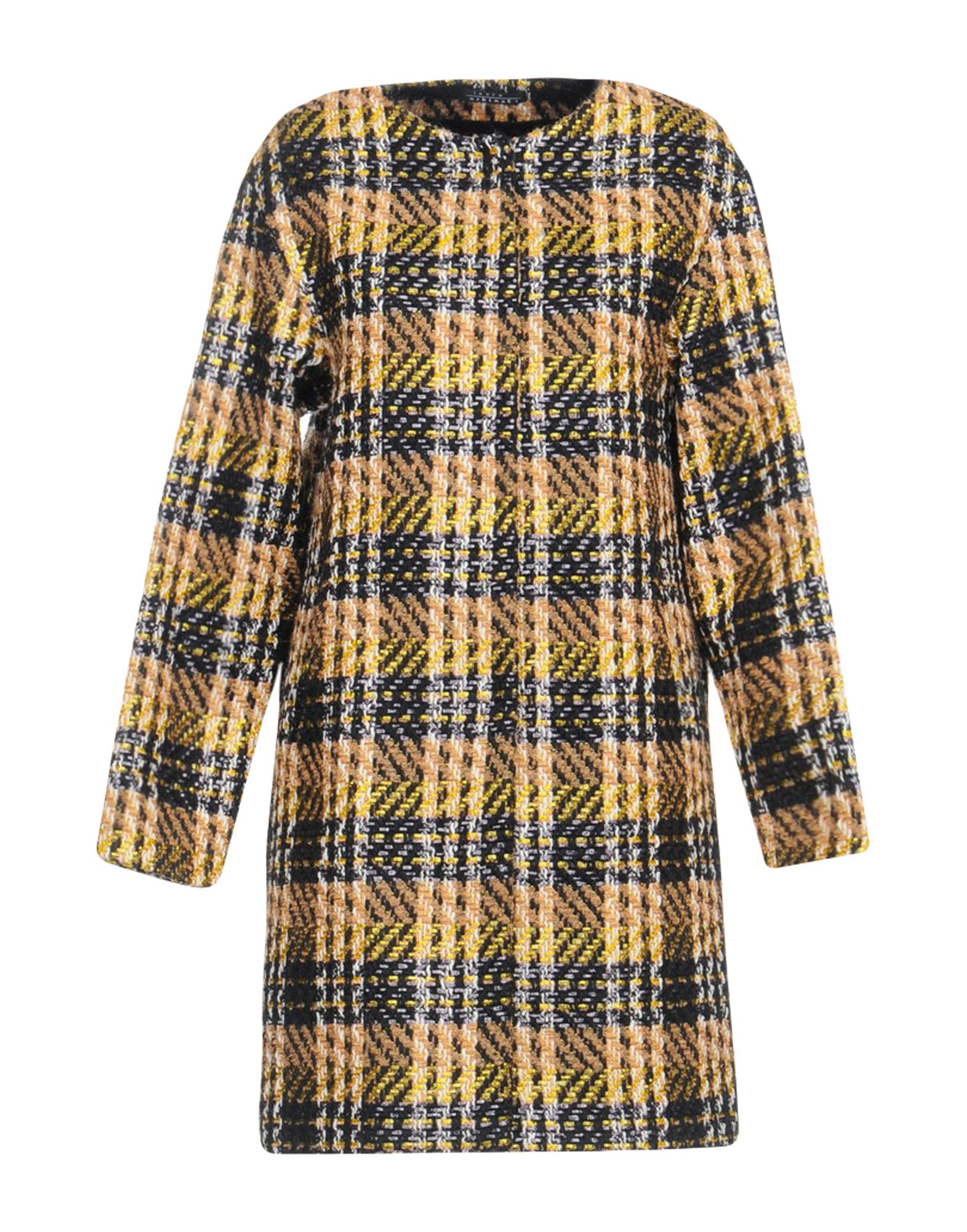 LAURA URBINATI Пальто цена 2017