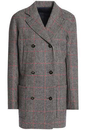 VANESSA SEWARD Double-breasted checked wool jacket