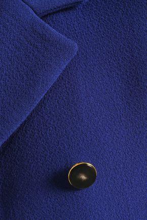 VANESSA SEWARD Double-breasted wool-crepe coat