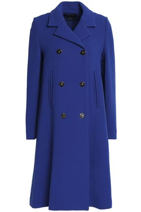 VANESSA SEWARD Double-breasted wool-crepe coat