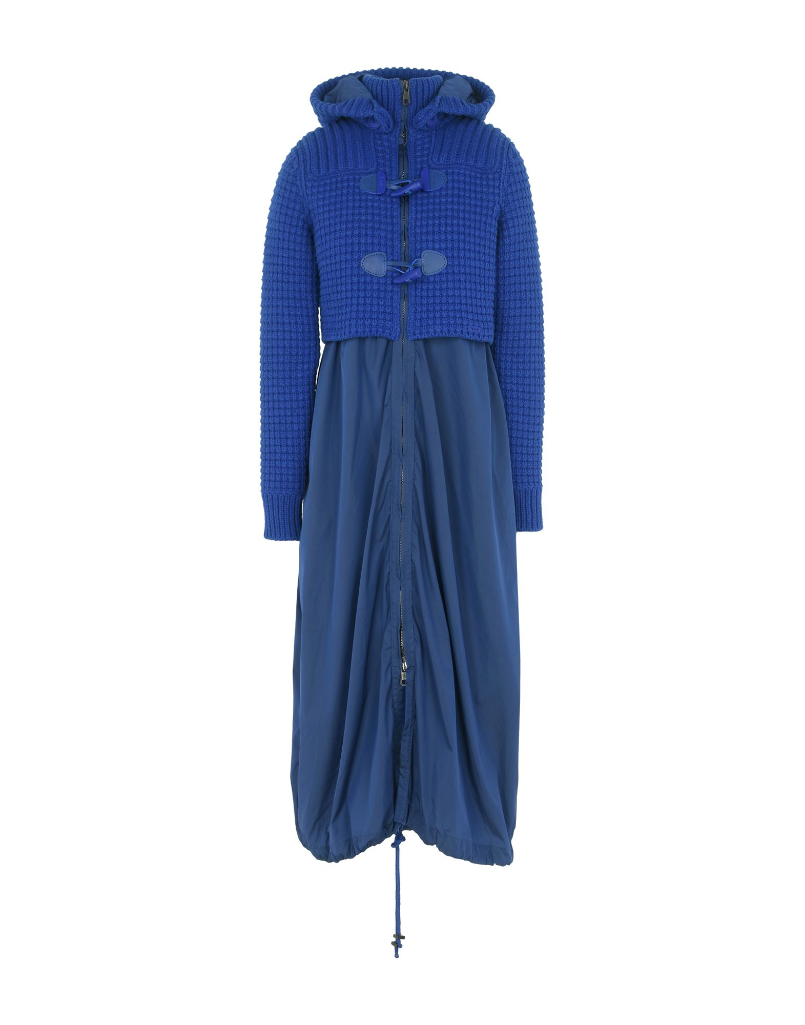 BARK Full-Length Jacket in Dark Blue