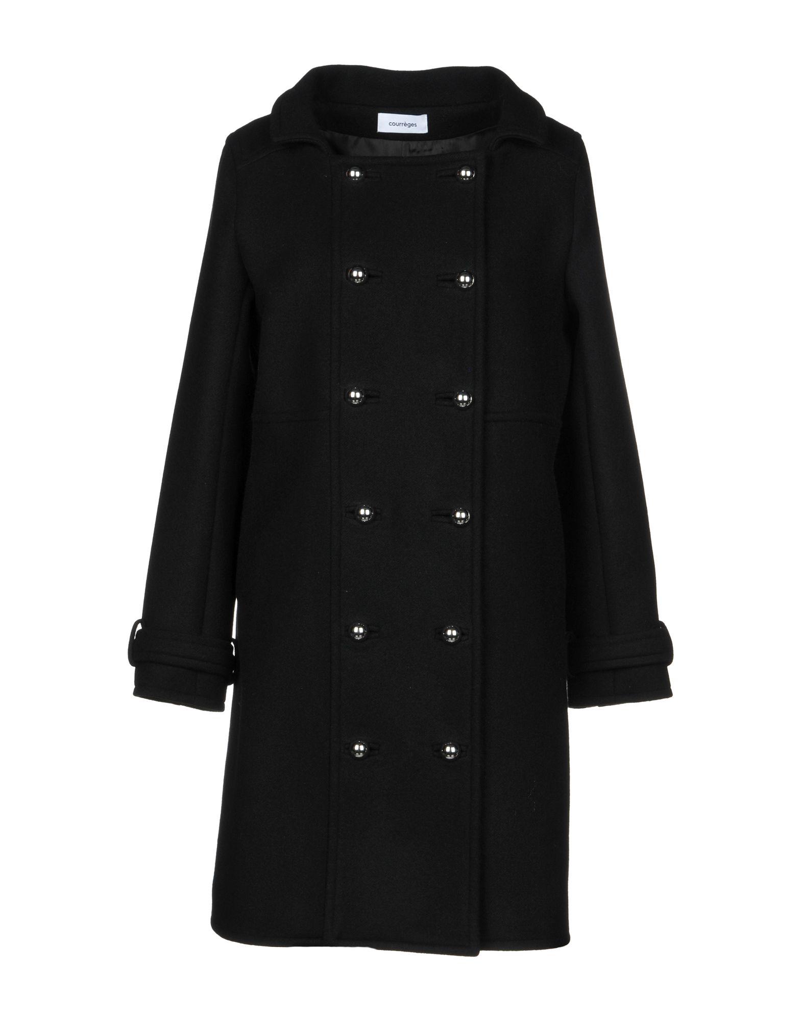 COURRÈGES Пальто courrèges пальто