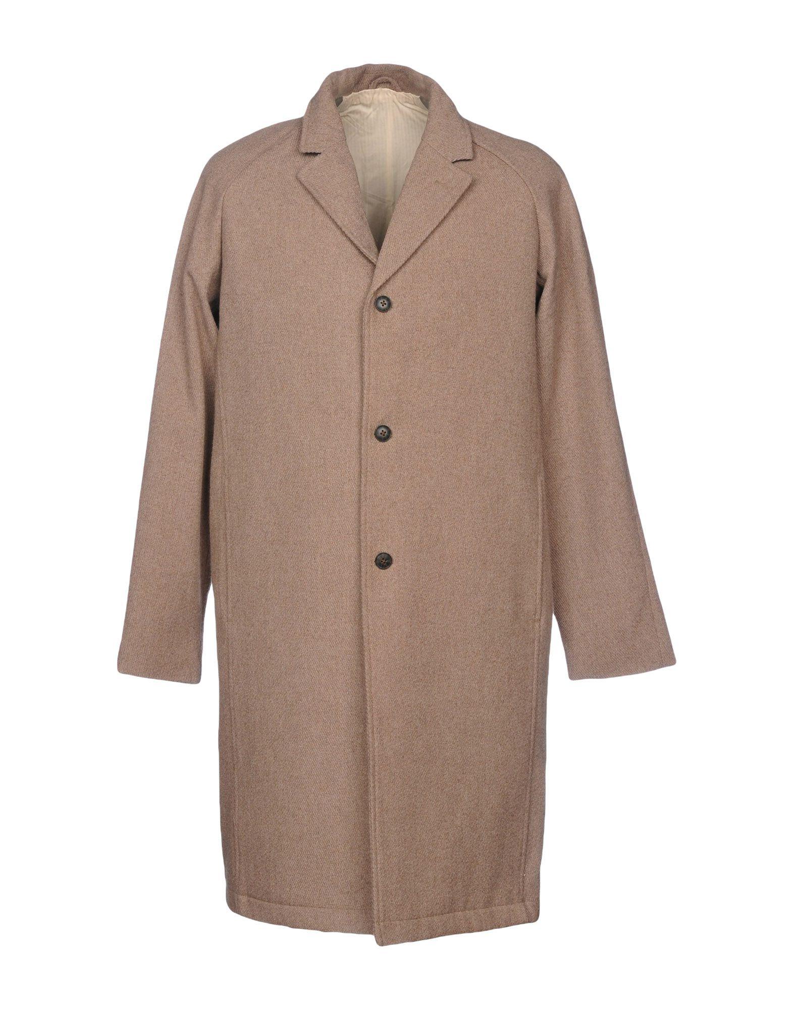SUIT Coat in Camel