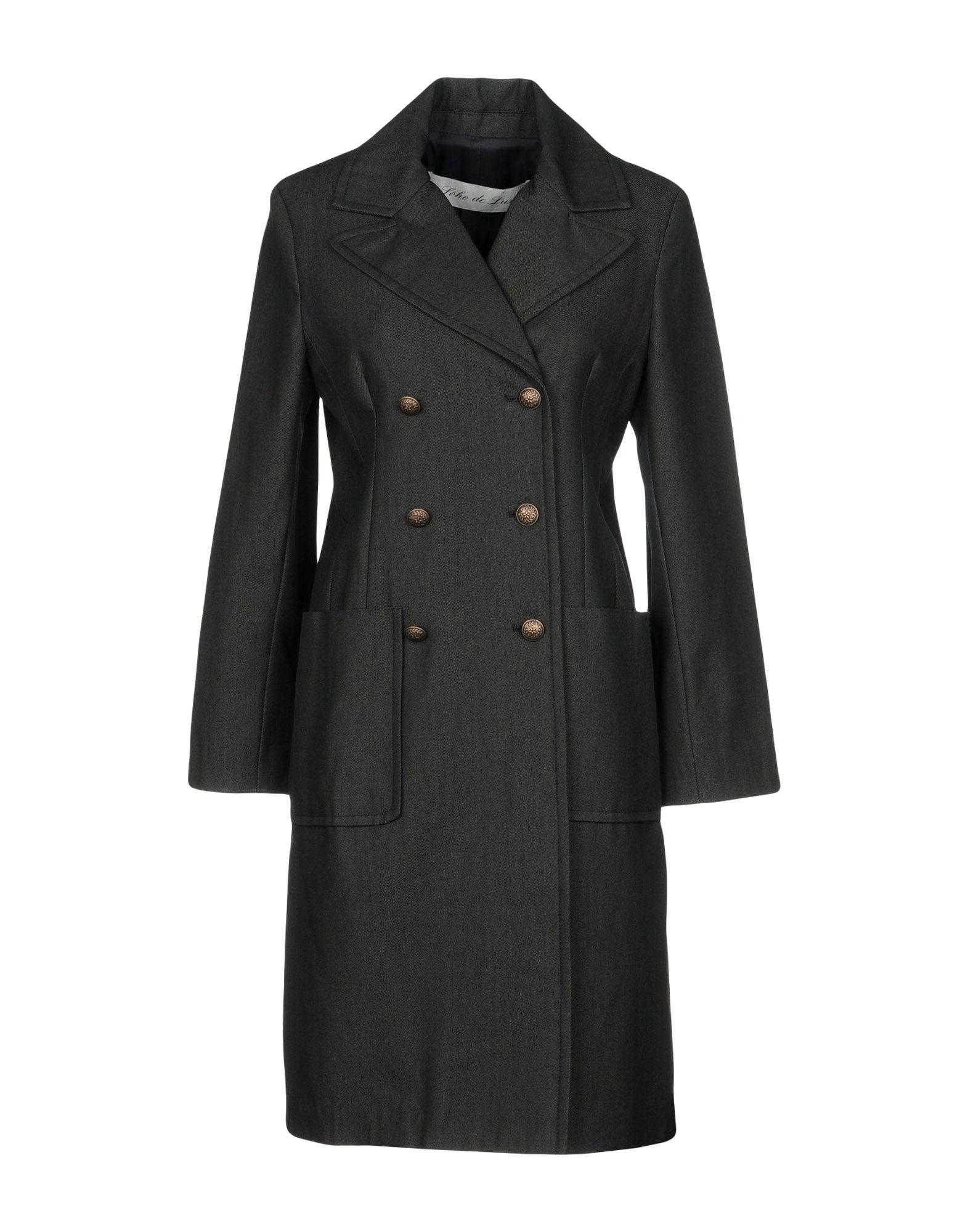 SOHO DE LUXE Легкое пальто пальто de salitto одежда непромокаемая