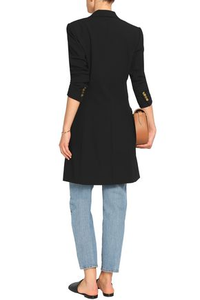 2db8669569 ... MICHAEL MICHAEL KORS Double-breasted twill coat