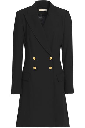 MICHAEL MICHAEL KORS Double-breasted twill coat